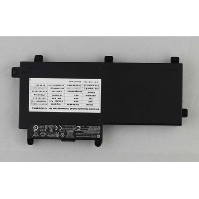Hp notebook reserve-onderdeel: Li-Ion 4210mAh - Zwart