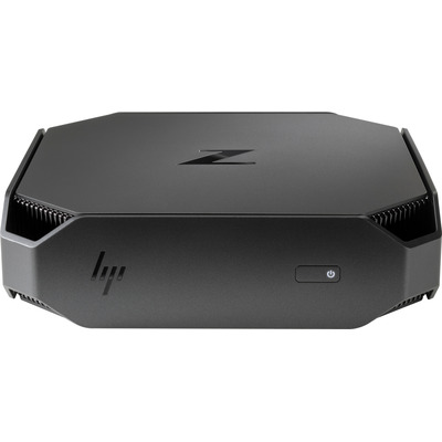 HP Z Workstation Z2 G4 Mini i7 16GB RAM 256GB SSD Pc - Zwart