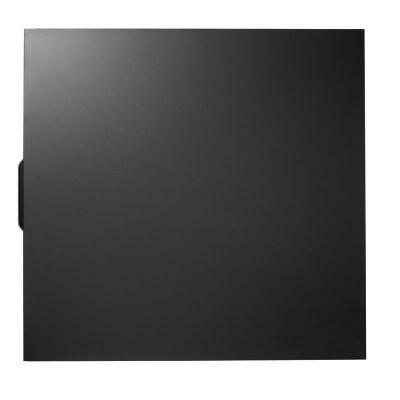 Corsair 300R Right side panel, plain, black Computerkast onderdeel - Zwart