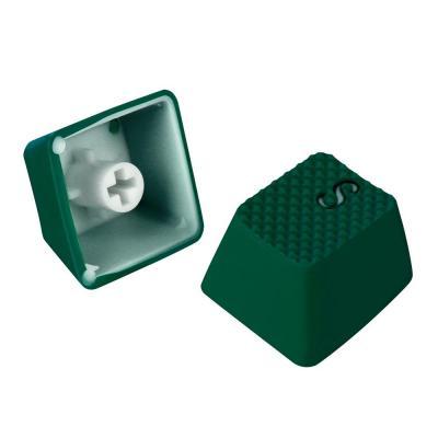 Sharkoon woodworking supply: Mechanical Rubber Keyset, 18 pcs, Green