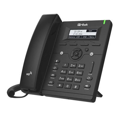 Tiptel Htek UC902 IP telefoon - Zwart
