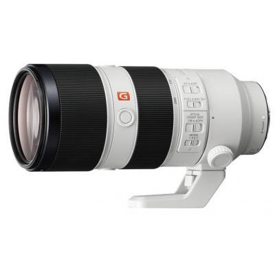 Sony SEL70200GM cameralenzen