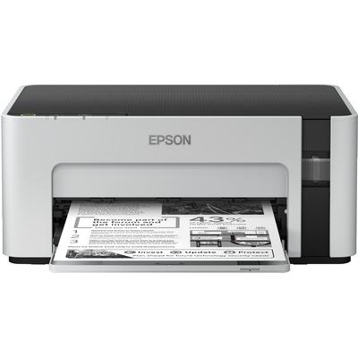 Epson EcoTank ET-M1100 Inkjet printer - Zwart, Grijs