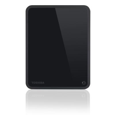 Toshiba externe harde schijf: Canvio for Desktop 3TB - Zwart