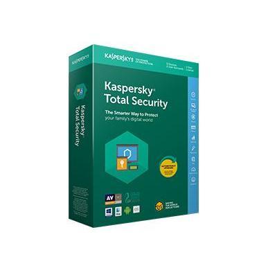 Kaspersky lab software: Total Security