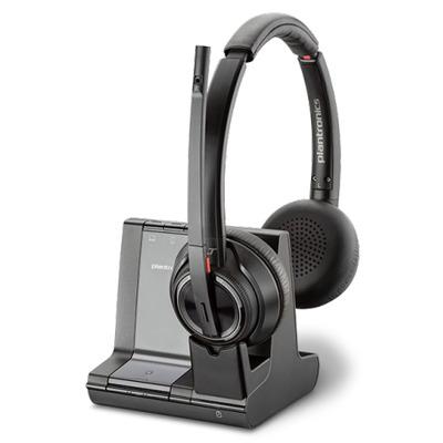 POLY Savi W8220-M, MSFT Headset - Zwart