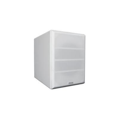 Apart subwoofer: White high quality active subwoofer