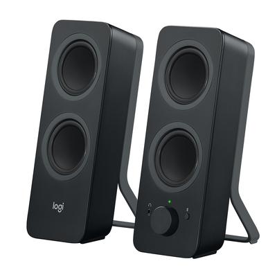 Logitech Z207 Bluetooth-computerspeakers Speaker - Zwart