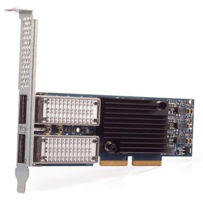 Lenovo netwerkkaart: Mellanox ConnectX-3 Pro ML2 2x40GbE/FDR VPI - Groen