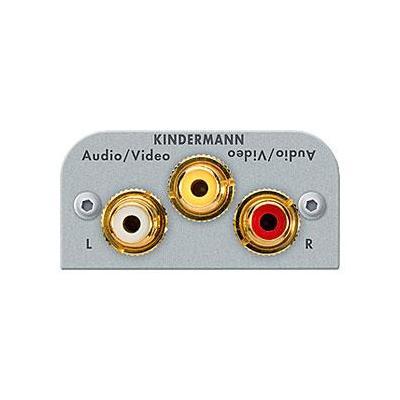 Kindermann 7441000530 Montagekit - Zilver