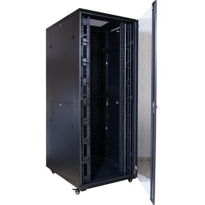Inter-Tech 88887256 Rack - Zwart