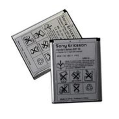 CoreParts Sony Ericsson BST-33 Battery Mobile phone spare part - Metallic,Wit