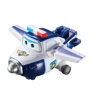 Alpha animation & toys toy vehicle: Super Wings Paul - Blauw, Wit