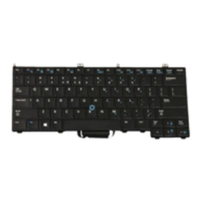 DELL 4W6PV Notebook reserve-onderdeel - Zwart