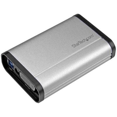 StarTech.com USB 3.0 opname apparaat voor High-Performance DVI Video 1080p 60fps Aluminium Video capture .....