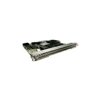Cisco netwerk switch module: 6800 Series 48-Port 1 Gigabit SFP Fiber Ethernet Module with DFC4XL, Spare