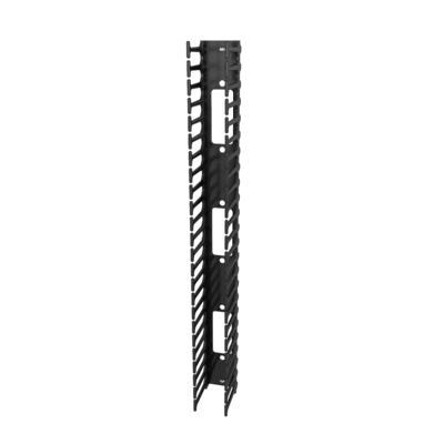 Vertiv Vertical Cable Manager for 800mm Wide 48U Rack toebehoren - Zwart