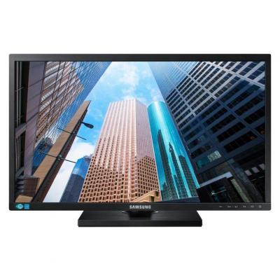 Samsung monitor: S24E450B 24''  5 ms responstijd - Zwart
