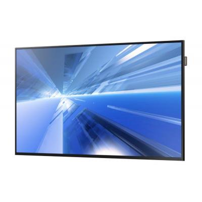 "Samsung public display: FHD Large Format Display 48"" DC48E - Zwart"