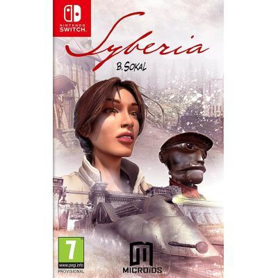 Mindscape game: Syberia 1  Nintendo Switch