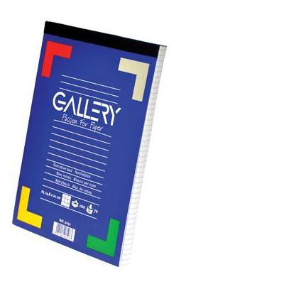 Gallery bedrijfsformulier: NOTABLOK A5 70G 100V Q