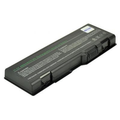2-power notebook reserve-onderdeel: 11.1v 4600mAh Li-Ion Laptop Battery - Zwart