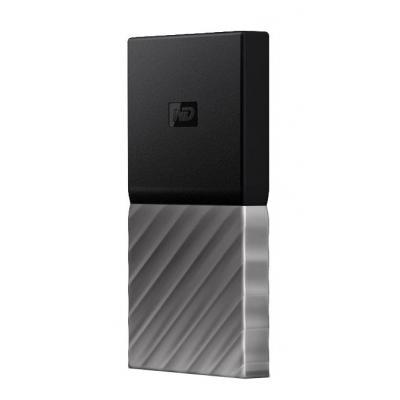 Western digital : MyPassport - Zwart, Zilver