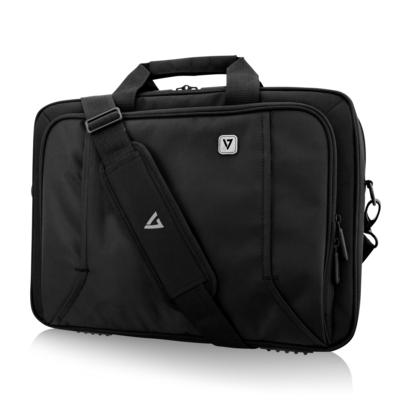 V7 CTP16-BLK-9E Laptoptas - Zwart