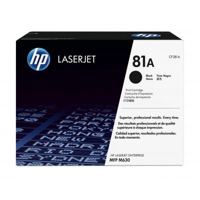 HP CF281A cartridge