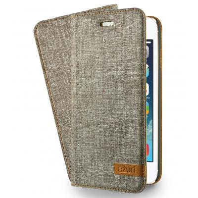 Azuri AZSDWALLETIPH5-GRY mobile phone case