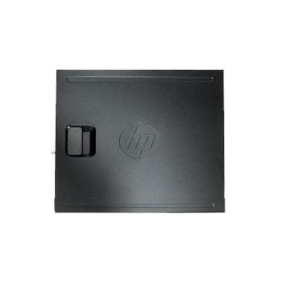 Hp Computerkast onderdeel: Side Access Panel, Black - Zwart