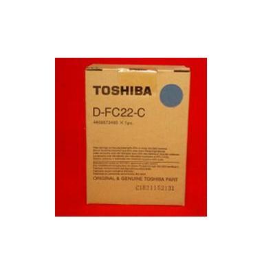 Toshiba D-FC22-C ontwikkelaar print