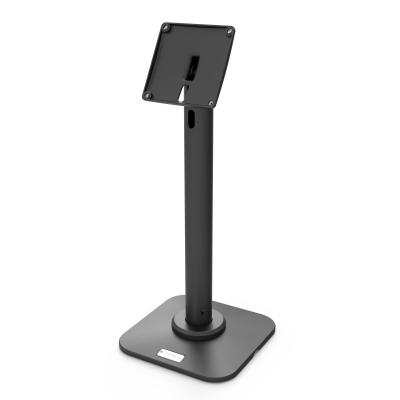 Maclocks iPad Stand with Cable Management, 60 cm - Zwart