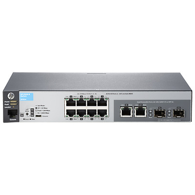 Hewlett Packard Enterprise Aruba 2530-8 Switch