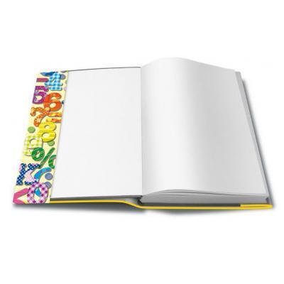 Herma tijdschrift/boek kaft: 25265 - Geel