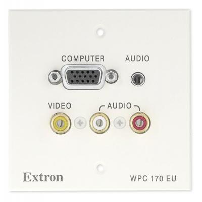 Extron WPC 170 EU Wandcontactdoos - Wit