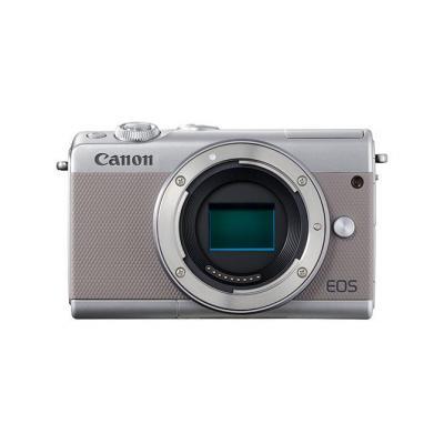 Canon EOS M100 Digitale camera - Grijs