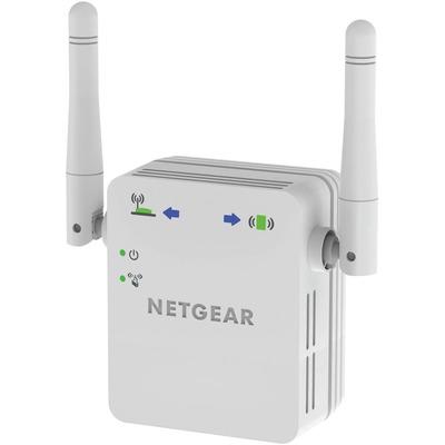 Netgear WN3000RP Netwerk verlenger - Wit