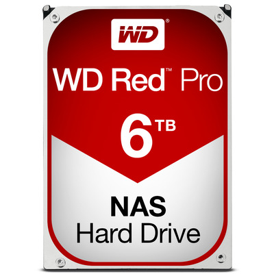 Western Digital WD6002FFWX interne harde schijf