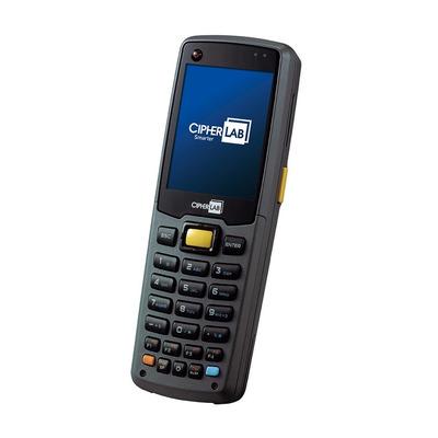 CipherLab 8660 - numeric PDA - Zwart, Grijs