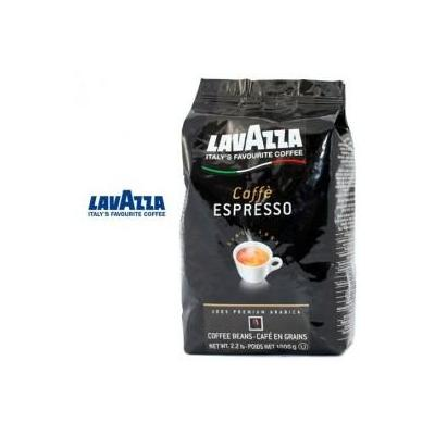 Lavazza koffie: Caffe espresso koffie bonen 6x1000 gram