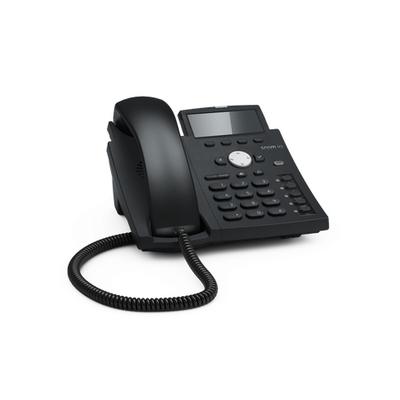 Snom ip telefoon: D305 - Zwart, Blauw