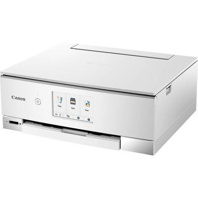 Canon PIXMA TS8251 Multifunctional - Zwart, Cyaan, magenta, Zwart Pigment, Geel