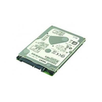 2-power interne harde schijf: 500GB 5.4k RPM SATA 2.5 HDD