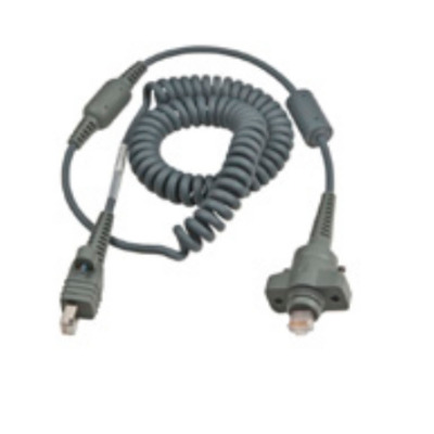 Intermec CBL WAND 9PIN 8 COIL SR61TCPNT FOR USE WITH 243X IN (NMS) Signaal kabel - Grijs