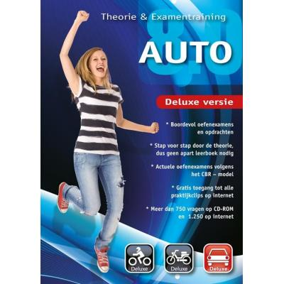 Educontract educatieve software: Auto Theorie en Examen Training 8.0 Deluxe