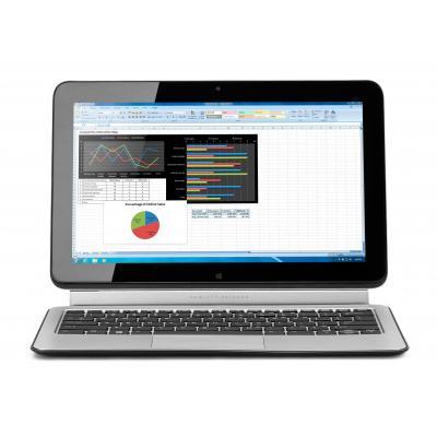 HP laptop: Elite x2 1011 G1 + Active Pen - Zilver