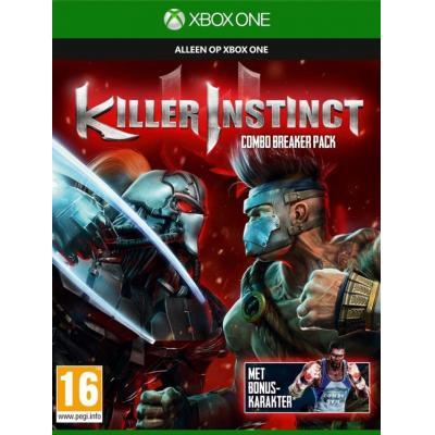 Microsoft game: Killer Instinct: Combo Breaker Pack, Xbox One