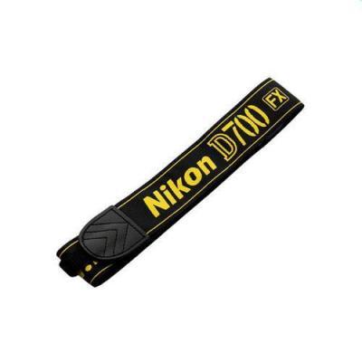 Nikon camera riem: AN-D 700 - Zwart