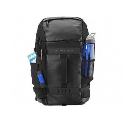 Hp laptoptas: L8J88AA - Zwart, Blauw